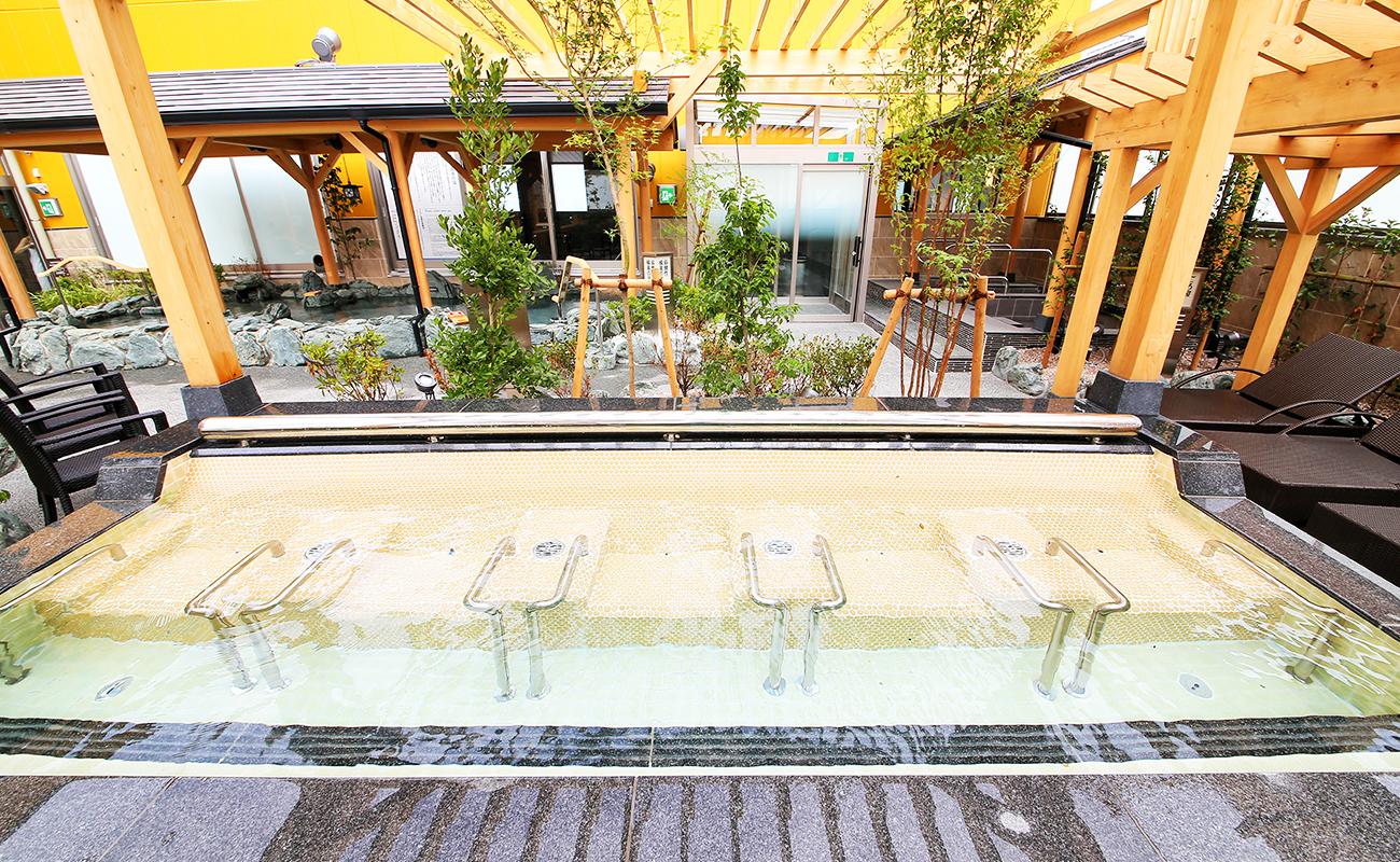 RAKU SPA 鶴見(横浜のスーパー銭湯